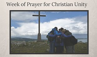 Week of Prayer for Christian Unity: Boston-Cambridge Mission Hub