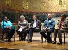 Speakers at the 2016 Bonnyman Symposium