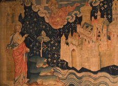 "Tapestries of the Apocalypse, Angers, France – ""The New Jerusalem"""