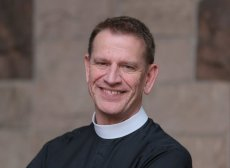 The Rev. William Rich, Interim Rector