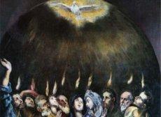 """""""Pentecost"""" – El Greco (1541-1614)"""