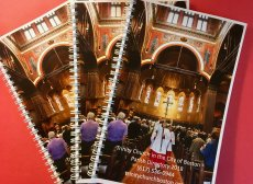 Trinity Church Parish Directory is here!