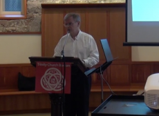 Professor Mark Jordan of Harvard Divinity School
