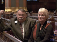 Janet and Garrett Powell reflect on being Known and Loved at Trinity Church