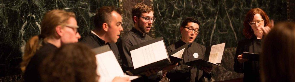 Our Compline Choir